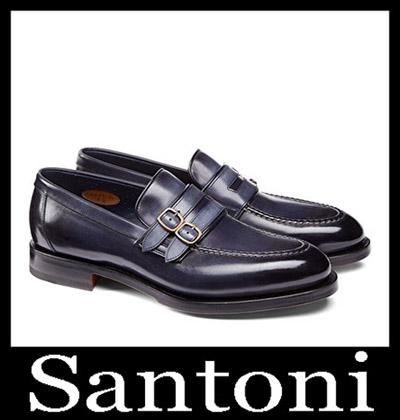 Shoes Santoni 2018 2019 Men's New Arrivals Winter 27