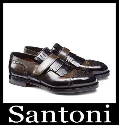 Shoes Santoni 2018 2019 Men's New Arrivals Winter 28