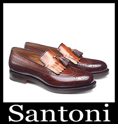 Shoes Santoni 2018 2019 Men's New Arrivals Winter 3