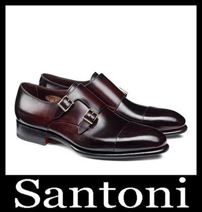 Shoes Santoni 2018 2019 Men's New Arrivals Winter 30