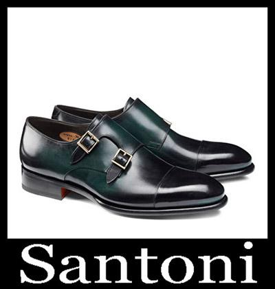 Shoes Santoni 2018 2019 Men's New Arrivals Winter 31