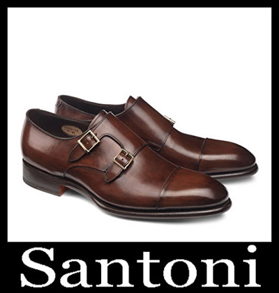 Shoes Santoni 2018 2019 Men's New Arrivals Winter 32