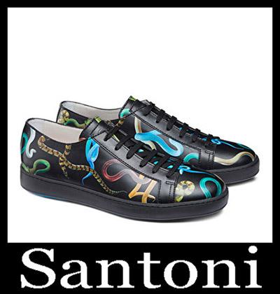 Shoes Santoni 2018 2019 Men's New Arrivals Winter 33