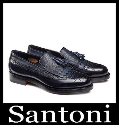 Shoes Santoni 2018 2019 Men's New Arrivals Winter 4