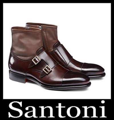 Shoes Santoni 2018 2019 Men's New Arrivals Winter 47