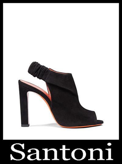 Shoes Santoni 2018 2019 Women's New Arrivals Look 11