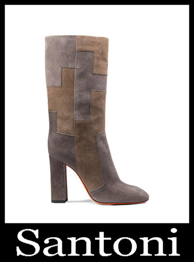 Shoes Santoni 2018 2019 Women's New Arrivals Look 15