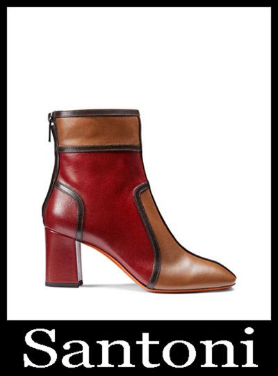 Shoes Santoni 2018 2019 Women's New Arrivals Look 22