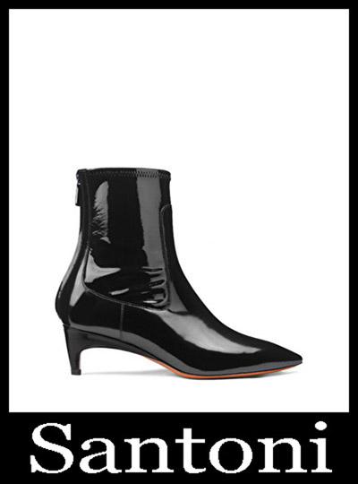 Shoes Santoni 2018 2019 Women's New Arrivals Look 24