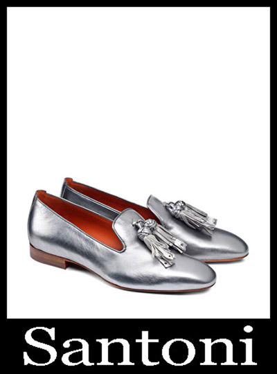Shoes Santoni 2018 2019 Women's New Arrivals Look 27