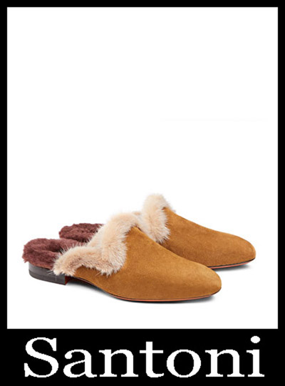 Shoes Santoni 2018 2019 Women's New Arrivals Look 28