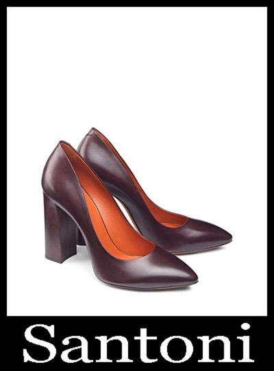 Shoes Santoni 2018 2019 Women's New Arrivals Look 3