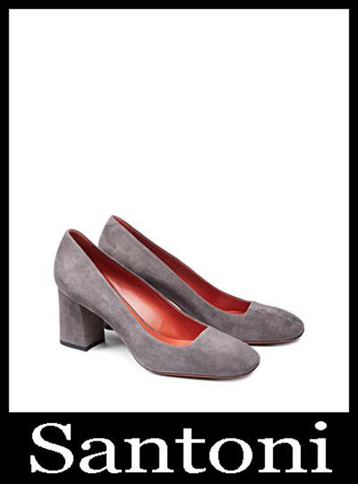 Shoes Santoni 2018 2019 Women's New Arrivals Look 4