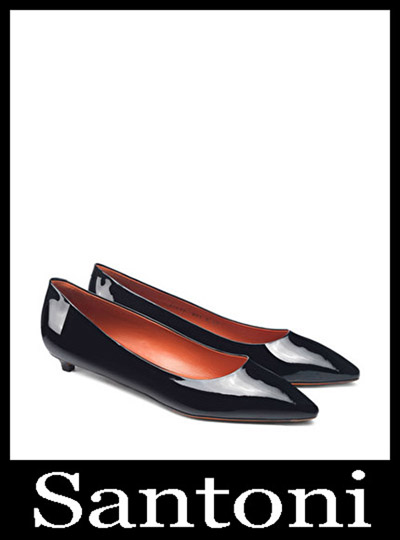 Shoes Santoni 2018 2019 Women's New Arrivals Look 6