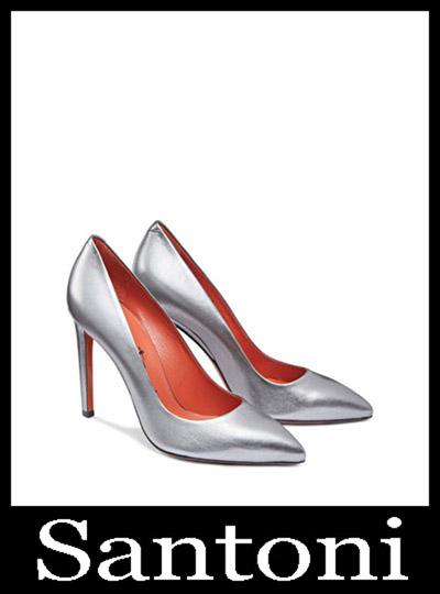Shoes Santoni 2018 2019 Women's New Arrivals Look 7