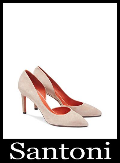 Shoes Santoni 2018 2019 Women's New Arrivals Look 8