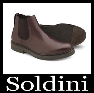 Shoes Soldini 2018 2019 Men's New Arrivals Fall Winter 10