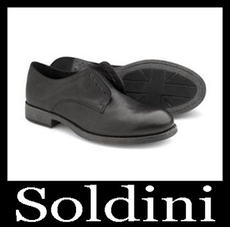 Shoes Soldini 2018 2019 Men's New Arrivals Fall Winter 11