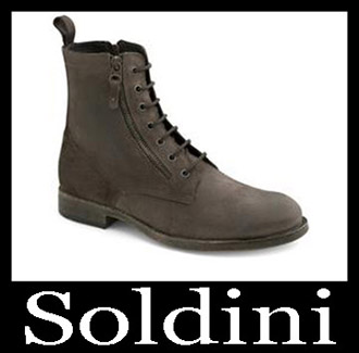 Shoes Soldini 2018 2019 Men's New Arrivals Fall Winter 13