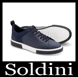 Shoes Soldini 2018 2019 Men's New Arrivals Fall Winter 14