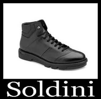 Shoes Soldini 2018 2019 Men's New Arrivals Fall Winter 15