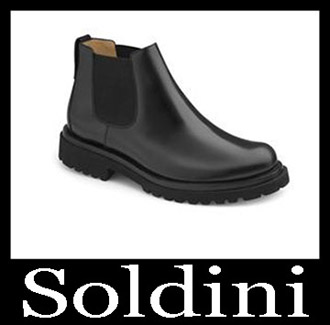 Shoes Soldini 2018 2019 Men's New Arrivals Fall Winter 20