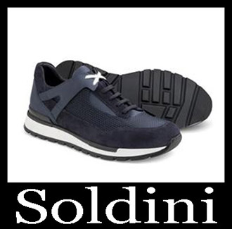 Shoes Soldini 2018 2019 Men's New Arrivals Fall Winter 21