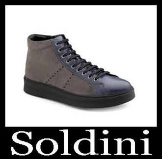 Shoes Soldini 2018 2019 Men's New Arrivals Fall Winter 22