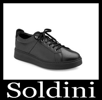 Shoes Soldini 2018 2019 Men's New Arrivals Fall Winter 24