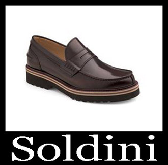 Shoes Soldini 2018 2019 Men's New Arrivals Fall Winter 25