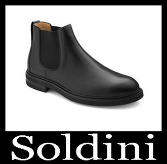 Shoes Soldini 2018 2019 Men's New Arrivals Fall Winter 26