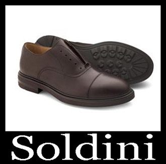 Shoes Soldini 2018 2019 Men's New Arrivals Fall Winter 27
