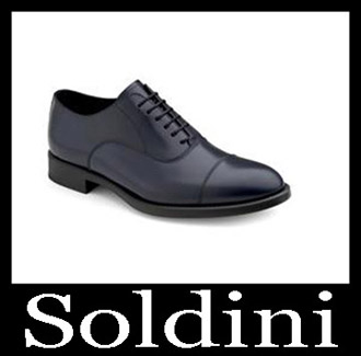 Shoes Soldini 2018 2019 Men's New Arrivals Fall Winter 3
