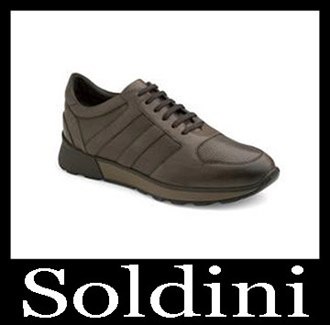 Shoes Soldini 2018 2019 Men's New Arrivals Fall Winter 5