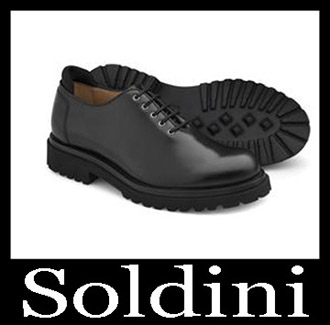 Shoes Soldini 2018 2019 Men's New Arrivals Fall Winter 6