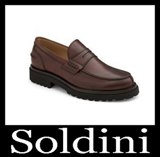 Shoes Soldini 2018 2019 Men's New Arrivals Fall Winter 7