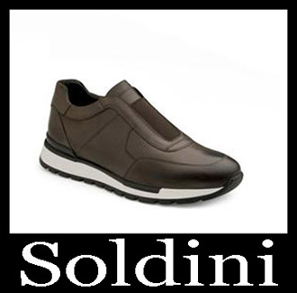 Shoes Soldini 2018 2019 Men's New Arrivals Fall Winter 8