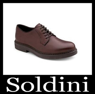 Shoes Soldini 2018 2019 Men's New Arrivals Fall Winter 9