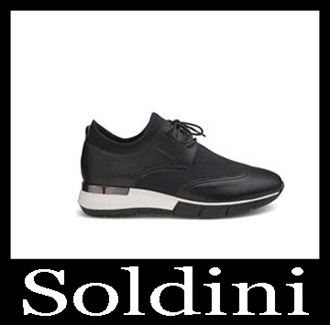 Shoes Soldini 2018 2019 Women's New Arrivals Winter 10