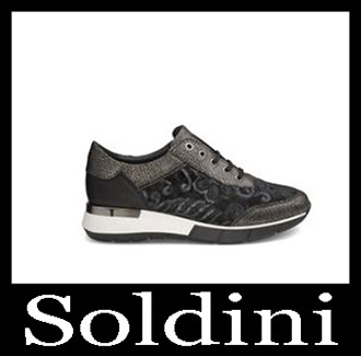Shoes Soldini 2018 2019 Women's New Arrivals Winter 11