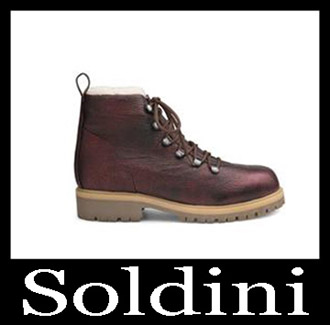 Shoes Soldini 2018 2019 Women's New Arrivals Winter 12