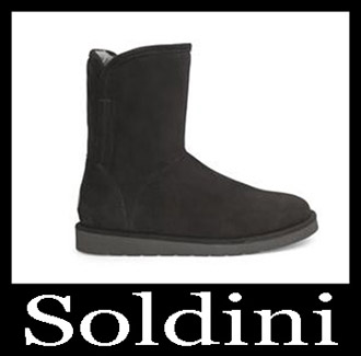 Shoes Soldini 2018 2019 Women's New Arrivals Winter 14