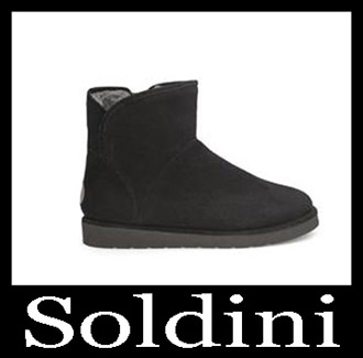Shoes Soldini 2018 2019 Women's New Arrivals Winter 15