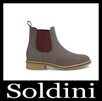 Shoes Soldini 2018 2019 Women's New Arrivals Winter 16