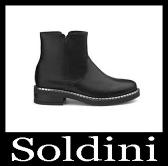 Shoes Soldini 2018 2019 Women's New Arrivals Winter 17