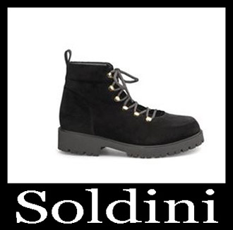 Shoes Soldini 2018 2019 Women's New Arrivals Winter 18