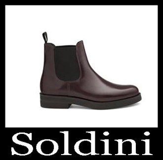 Shoes Soldini 2018 2019 Women's New Arrivals Winter 19