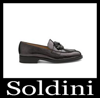 Shoes Soldini 2018 2019 Women's New Arrivals Winter 2