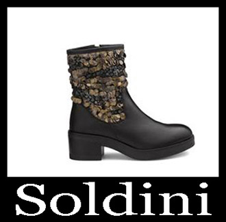 Shoes Soldini 2018 2019 Women's New Arrivals Winter 20