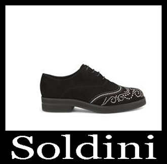 Shoes Soldini 2018 2019 Women's New Arrivals Winter 21